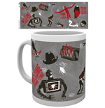 Tasse Nightmare On Elm Street 212746