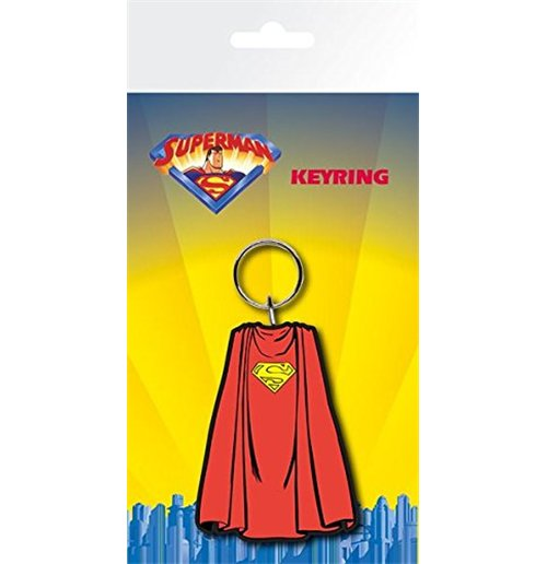 Schlüsselring Superman - Cape
