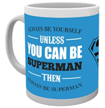 Tasse Superman - Be Yourself