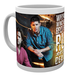 Tasse Supernatural