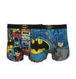 Boxershorts Batman Pack 2 Stuck.