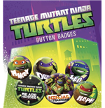 Brosche Ninja Turtles 212940
