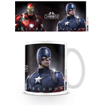 Captain America Civil War Tasse Choose A Side