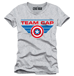 T-Shirt Captain America  213005