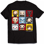 T-Shirt Game of Thrones  213017