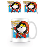 Justice League Tasse Chibi Wonder Woman