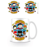Justice League Tasse Chibi Justice League