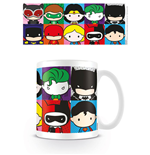 Justice League Tasse Chibi Characters