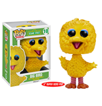 Sesamstrasse POP! TV Vinyl Figur Big Bird 15 cm
