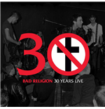 Vinyl Bad Religion - 30 Years Live