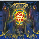 Vinyl Anthrax - For All Kings (2 Lp Picture+2 Cd)