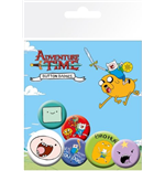Brosche Adventure Time 213485