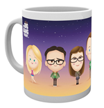 Tasse Big Bang Theory - Characters