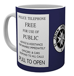 Tasse Doctor Who - Tardis Sign