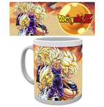 Tasse Dragon Ball - Super Saiyans