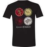 T-Shirt Game of Thrones  213766