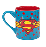 Tasse Superman Stars Logo