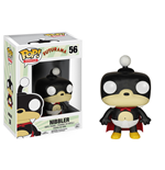 Futurama POP! Animation Vinyl Figur Nibbler 9 cm