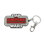 Star Wars Metall-Schlüsselanhänger Empire Strikes Back Logo 7 cm