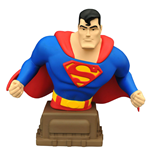 Superman The Animated Series Büste Superman 15 cm