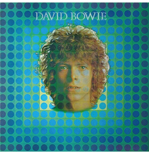 Vinyl David Bowie - David Bowie (Aka Space Oddity) (2015 Remastered Version)