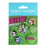 Accessoires Green Day 214475