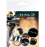 Brosche Halo 5 - Mix