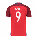 T-Shirt England Fussball 2016-2017 Away Nike (Kane 9)