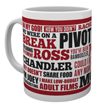 Tasse Friends  - Quotes