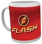 Tasse Flash Dc Comics - Flash - Logo