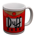 Tasse Die Simpsons - Duff Beer