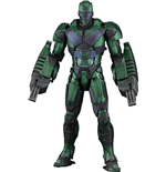 Iron Man 3 Movie Masterpiece Actionfigur 1/6 Iron Man Mark XXVI Gamma Hot Toys Exclusive 34 cm