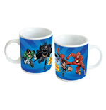 Justice League Tasse Characters