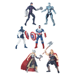 Marvel Legends Series Actionfiguren 10 cm Comic Doppelpacks 2016 Wave 1 Sortiment (8)