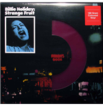 Vinyl Billie Holiday - Strange Fruit   Coloured Vinyl