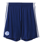 Shorts Schalke 04 2016-2017 Home (Blau)