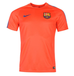 T-Shirt FC Barcelona 2016-2017 Training Nike fur Kinder
