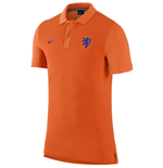 Polohemd Holland Fussball 2016-2017 (Orange)