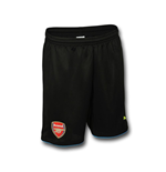 Shorts Arsenal 2016-2017 Home (Schwarz)