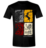 T-Shirt Game of Thrones  218418