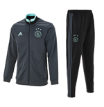 Trainingsanzug Ajax 2016-2017 Adidas PES (Bold Onix) - Kids