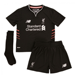 Trikot Liverpool FC 2016-2017 Away Little Boys Mini Kit