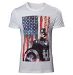 T-Shirt Captain America  218803