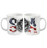 Tasse Sons of Anarchy USA Logo
