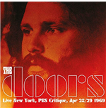 Vinyl Doors (The) - Live New York, Pbs Critique April 28/29 1969 180gr