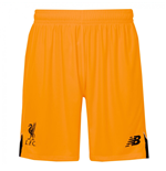 Shorts Liverpool FC 2016-2017 Away Torwart (Orange) - Kids