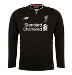 Trikot Liverpool FC 2016-2017 Away Long Sleeve (Kids)