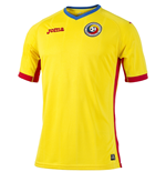 Trikot Rumänien Fussball 2016-2017 Home Joma Supporters