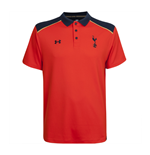 Polohemd Tottenham Hotspur 2016-2017 (Orange)