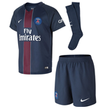 Trikot Paris Saint-Germain 2016-2017 Nike Little Boys Mini Kit